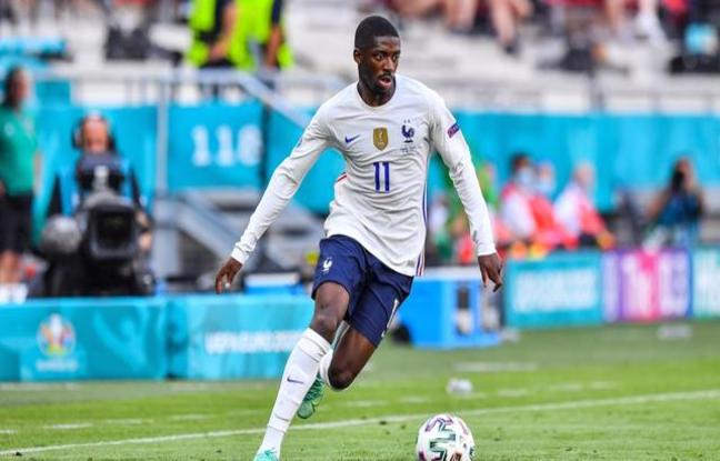 - Sport - FOOTBALL EURO 2021 : OUSMANE DEMBÉLÉ FORFAIT POUR LE RESTE DE LA COMPÉTITION