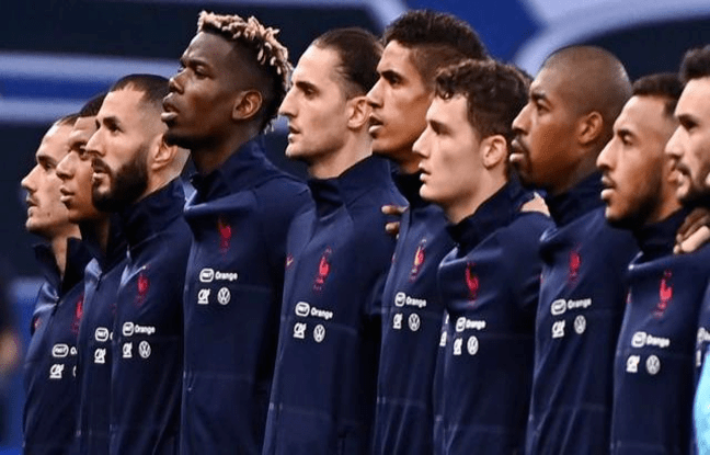 - Sport - EURO 2021 FRANCE-ALLEMAGNE (1-0) : LES BLEUS SOIGNENT LEUR ENTRÉE