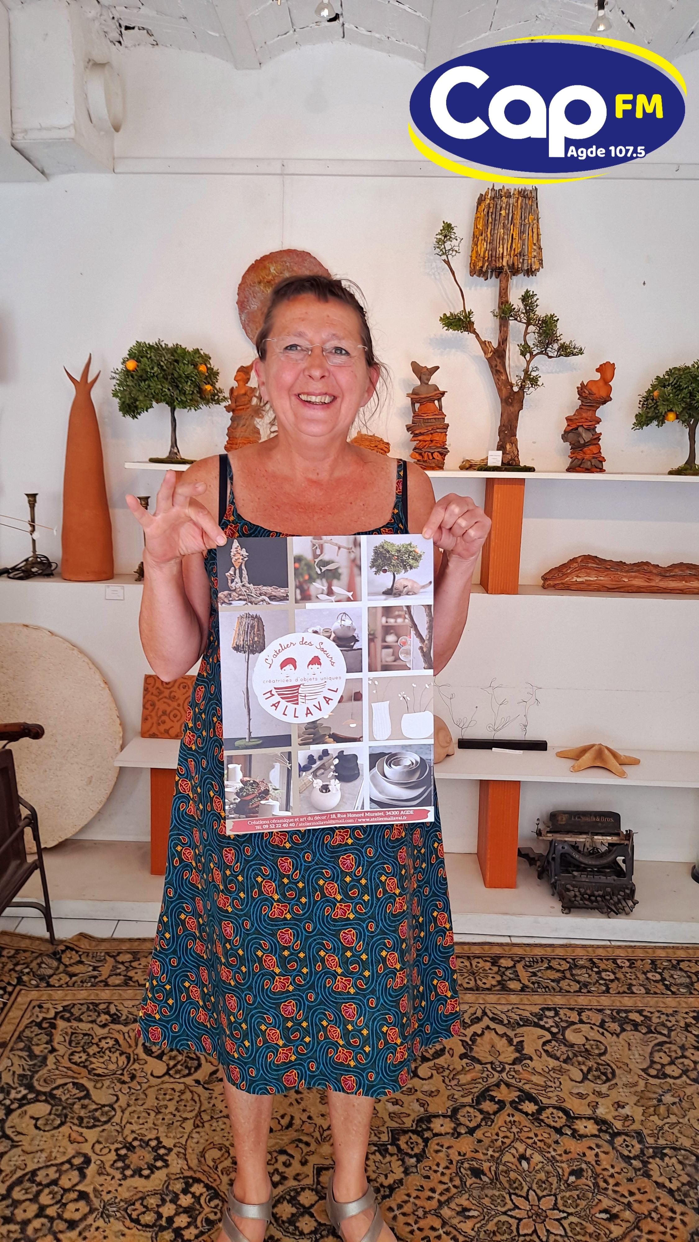 ALLO t'ES Qui ? : Les Soeurs Malavals à Agde