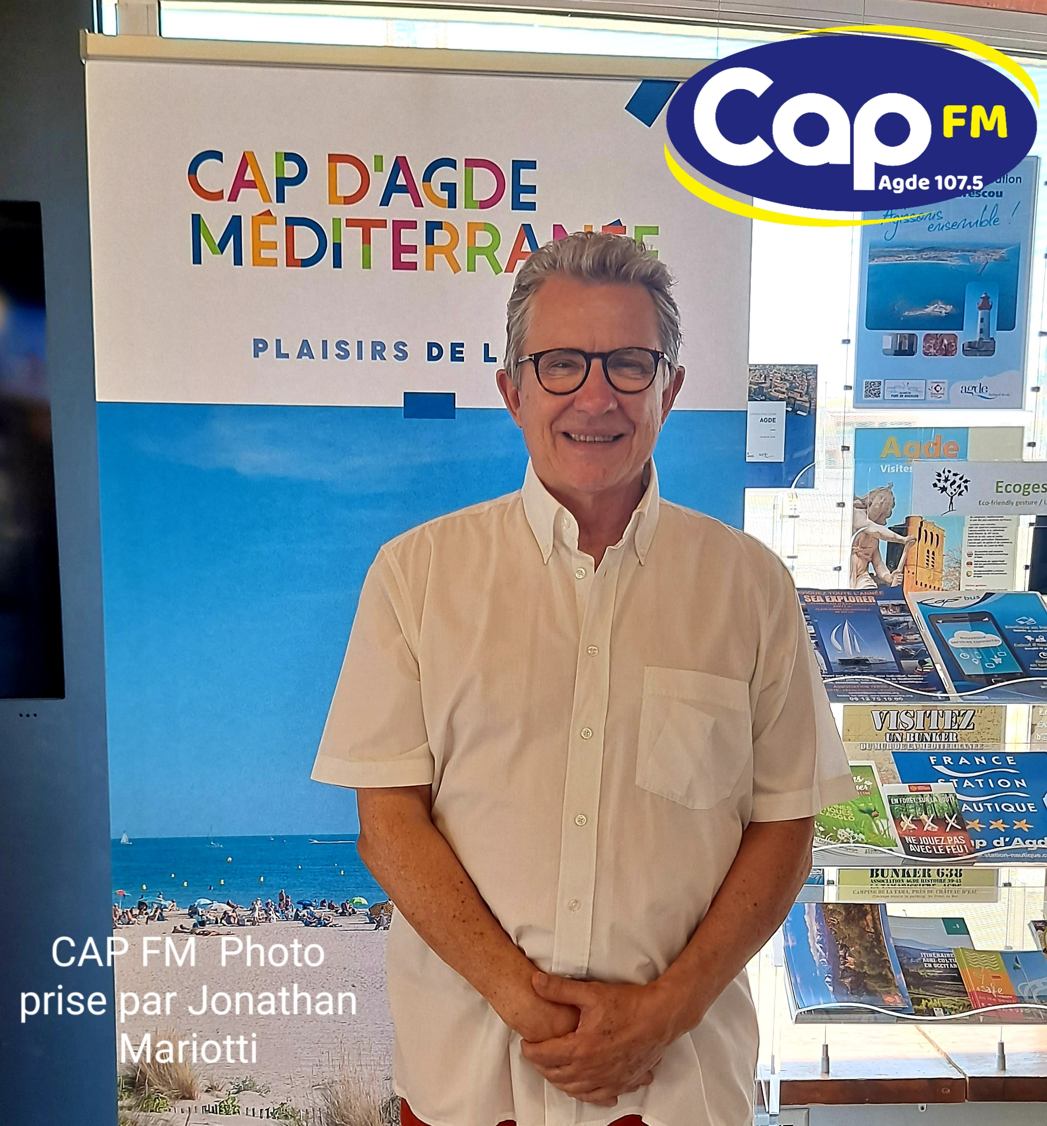 CAP INTERVIEW : OFFICE DE TOURISME CAP D'AGDE