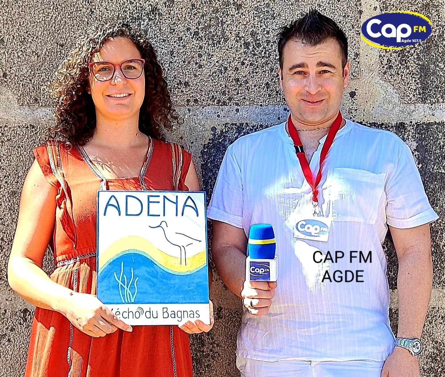 CAP INTERVIEW : ADENA