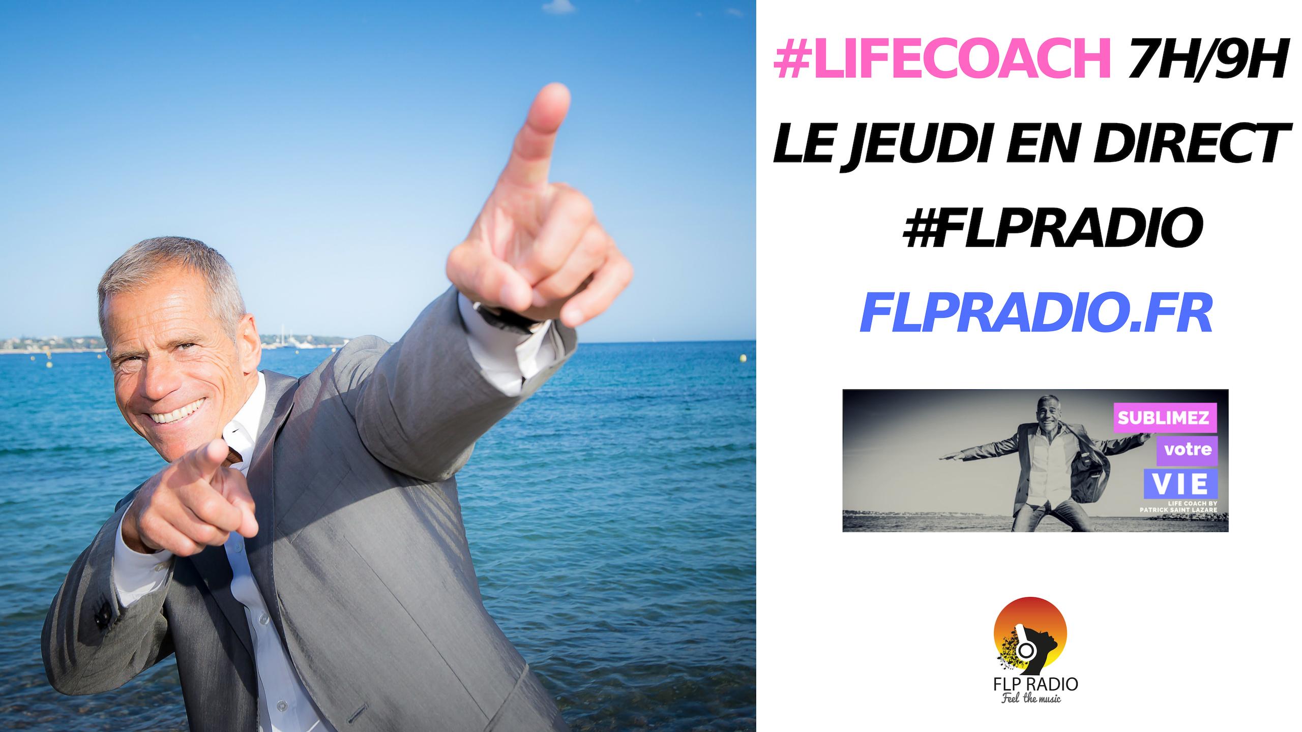Life Coach #Patrick Saint Lazare  2e Partie un focus sur les ados et leurs façons de se nourrire 16 mai