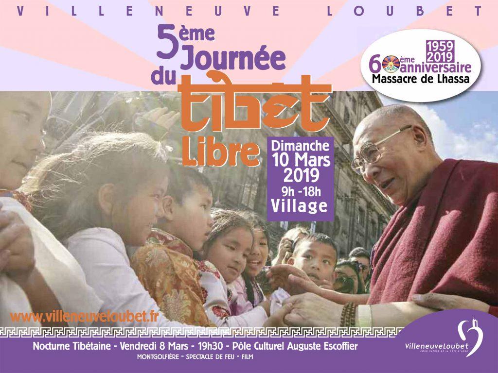 5e Journée du Tibet Libre