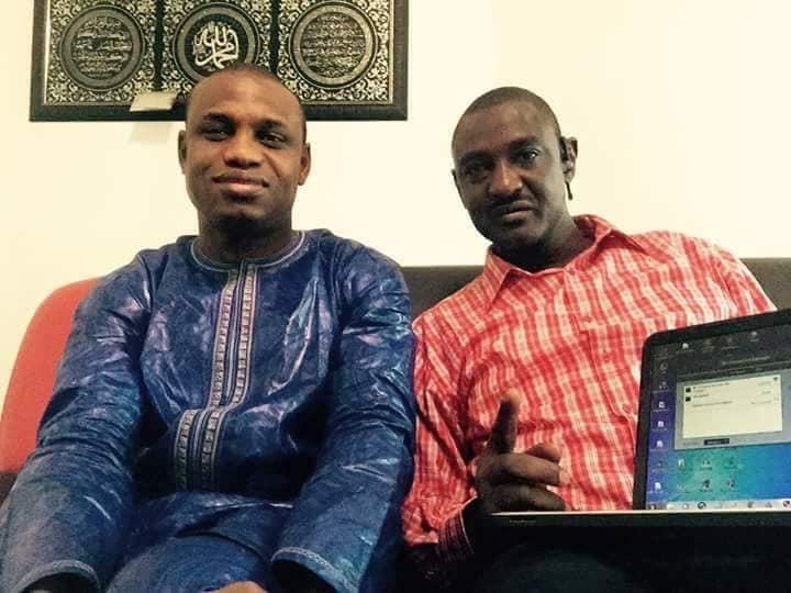 Boye Soumaré  interviewé par Abib Dramé