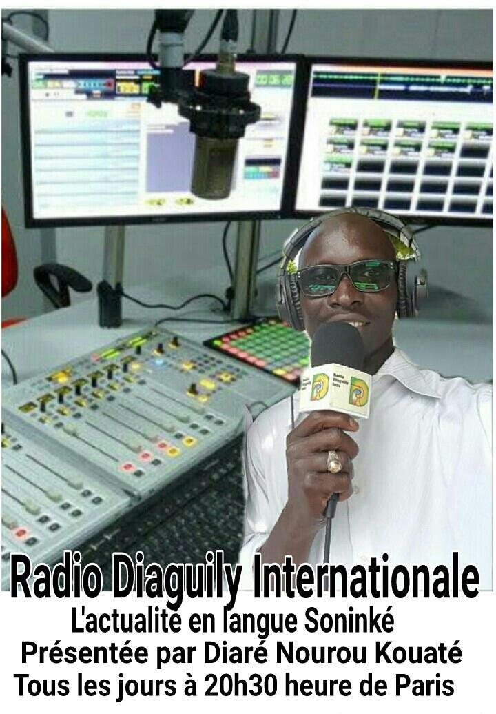 Journal De La Sante 22/03/2020  avec Moussa Cissokho Infirmier D\'etat HP HP