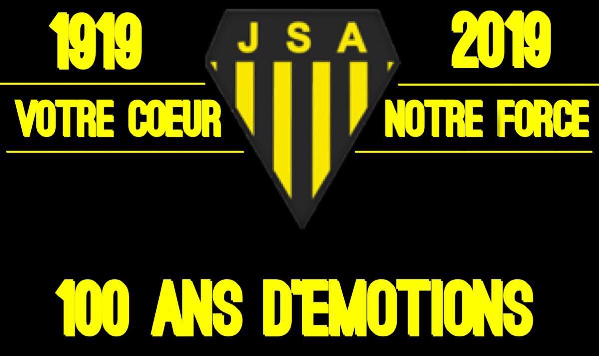 100 ans de la Jsa Football
