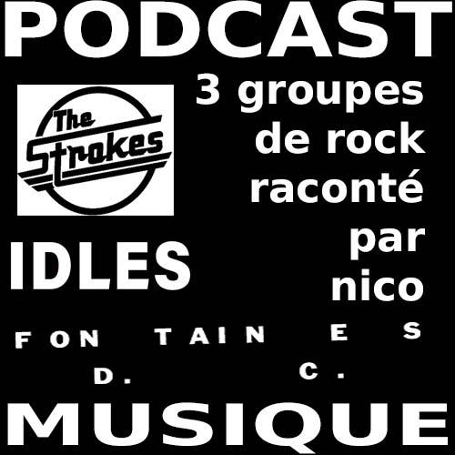 3 groupes de rock 100720