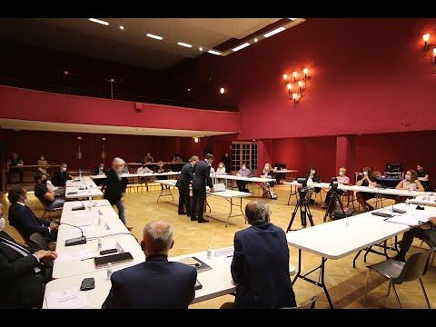 Conseil municipal de Deauville 08/02/2021