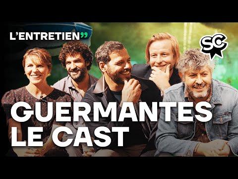 Christophe Honoré & La Comédie-Française : L'Entretien (Deauville 2021)