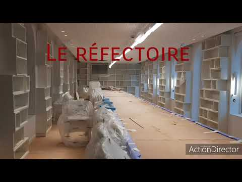 Visite du chantier des Franciscaines à Deauville
