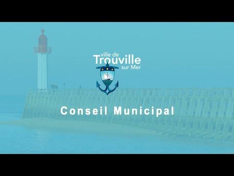 Conseil municipal de Trouville-sur-mer du 18 Février 2021