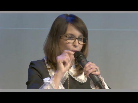 Razika Adnani- Les 6èmes Rencontres internationales géopolitiques de Trouville sur-mer